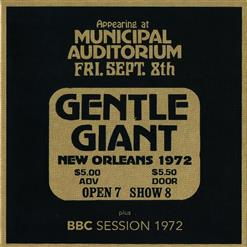 New Orleans & BBC Session