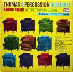 Thomas & Percussion In Stereo